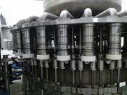新門星二手三合一果汁灌裝機,二手32-32-10達意隆灌裝機價格