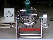 不锈钢电加热导热油可倾夹层锅