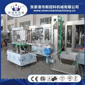 玻璃瓶液体灌装生产线
