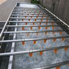 气泡清洗机蔬菜鼓泡喷淋式水果清洗机卫生级不锈钢洗菜机厂家直销