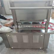供应硬盒封口机熟食卤肉全自动盒式真空包装机