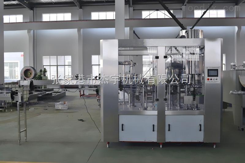 5L直线式三合一灌装生产线