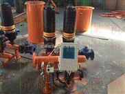 灌溉手动反冲洗盘式过滤器