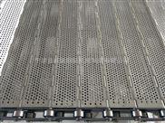 农产品烘干机械不锈钢冲孔链板输送带