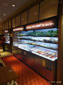 豪華款自助點菜展示柜 豪華款自助點菜展示柜