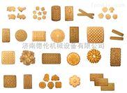 时产100kg饼干生产线