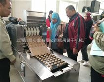 厂家直销桃酥饼干设备批发 食品机械