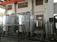 3000L/H果汁调配处理设备
