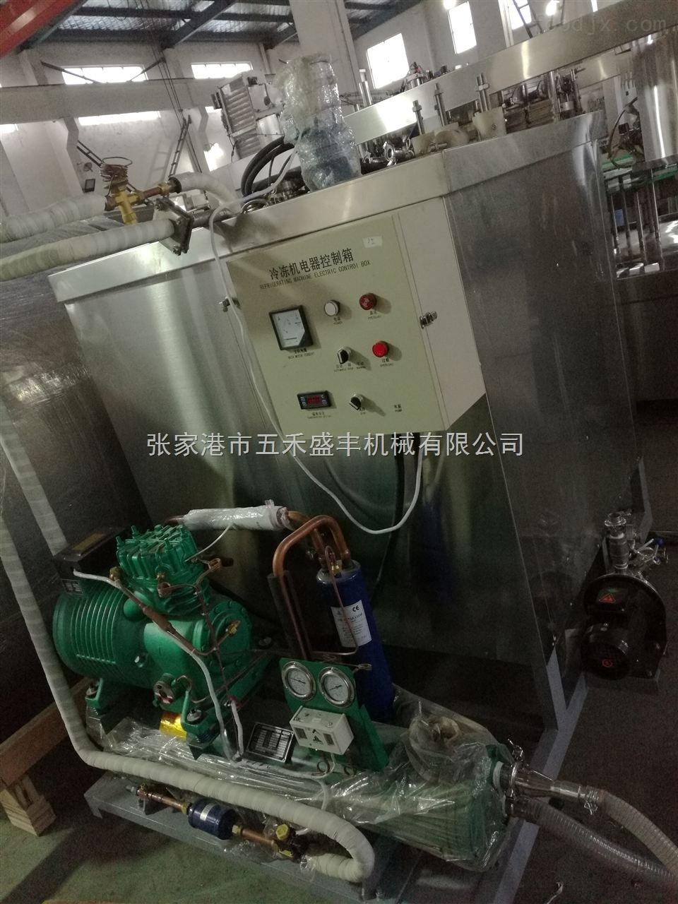 糖浆冷却器