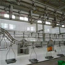 牛羊屠宰设备 胴体自动清洗装置 屠宰设备流水线 猪牛羊胴体清洗