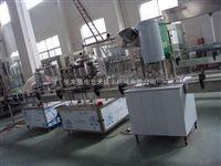 GD-12型等压分体式饮料灌装生产线