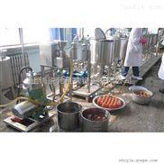 教学用果蔬汁饮料生产线