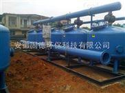 冷却塔循环水全自动浅层砂过滤器处理效果