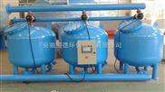 循环水浅层介质过滤器生产厂家