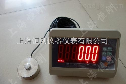 南昌柱形外置式数显测力计0-50T 100T 150T
