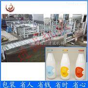杯装牛奶灌装生产线