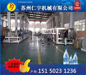 三合一灌装生产线 饮料灌装包装机械