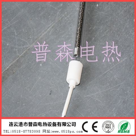 安全电压不分正负极直流电加热管-小功率直流电低压红外线碳纤维电