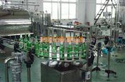 玻璃瓶三合一饮料灌装机