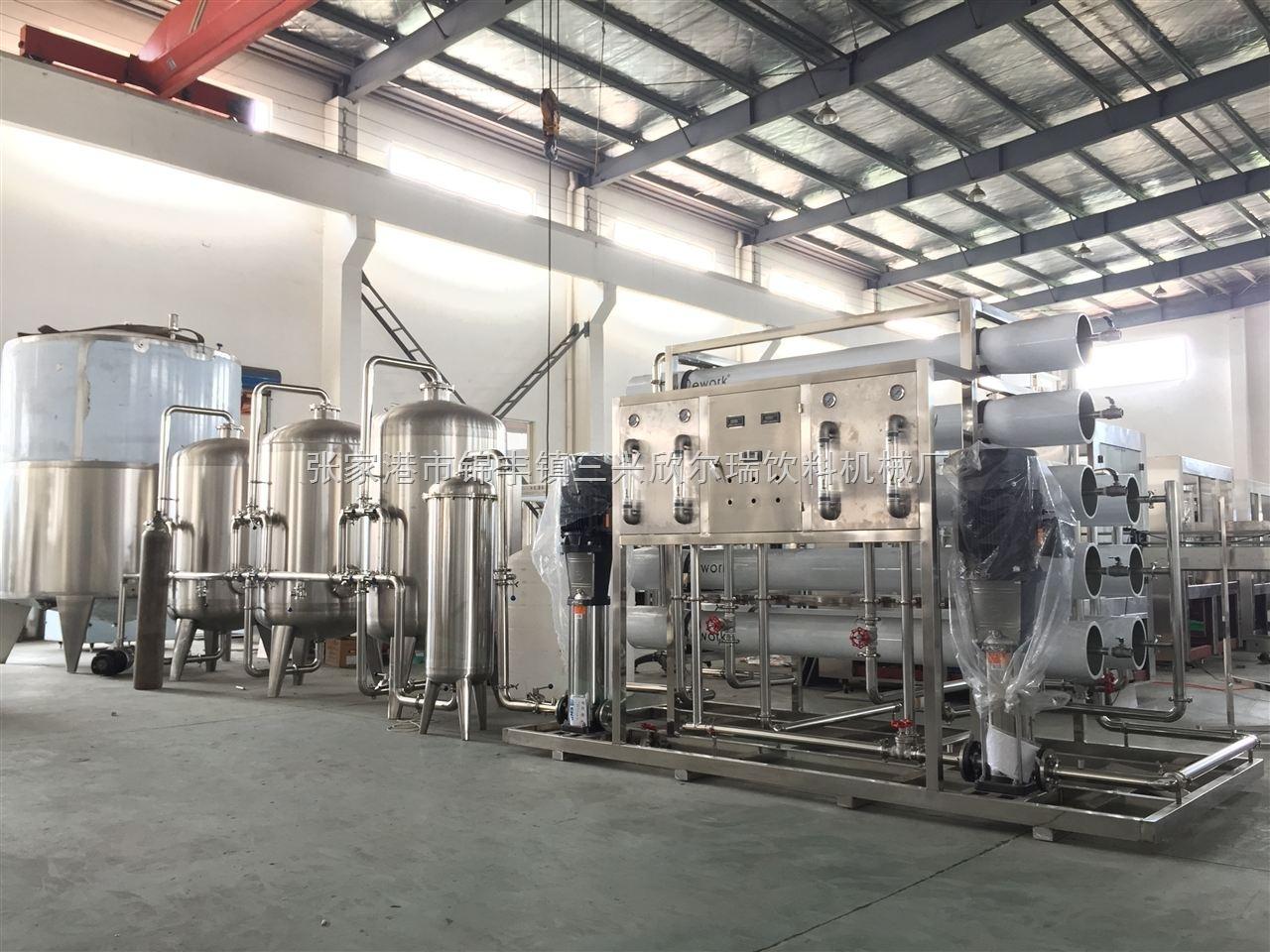 饮料生产设备含气饮料灌装机