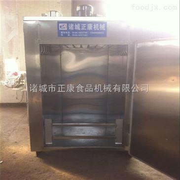烧鸡烟熏炉烟熏猪头肉设备_中国食品机械设备网无盐鸡精图片