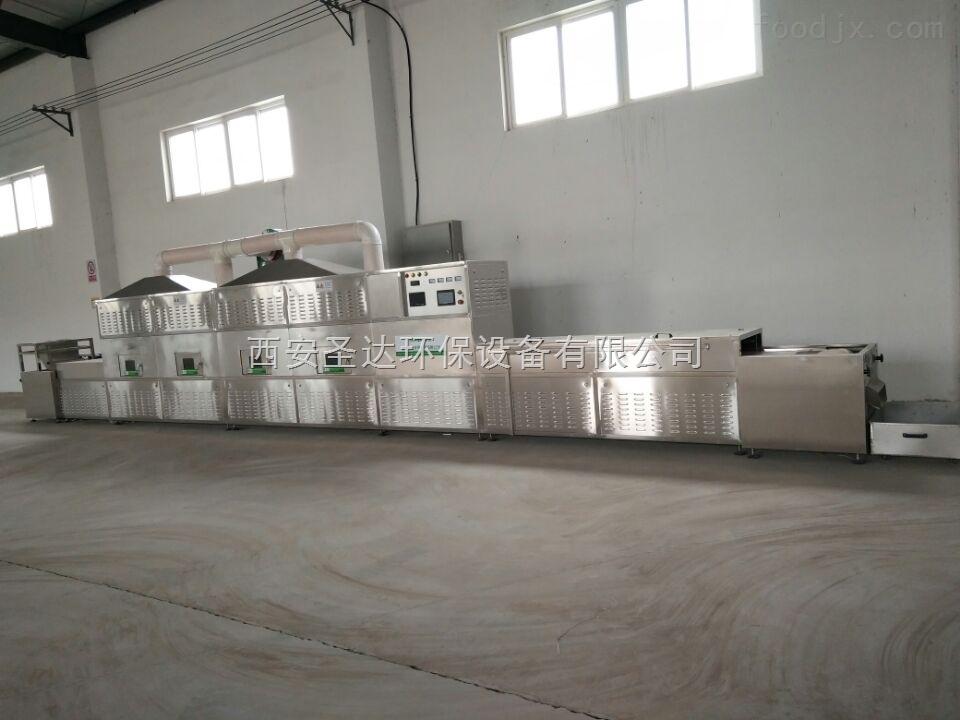 西安圣达花生微波烘干环保设备价格合理