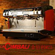 LACIMBALI金佰利 M23DT2意式半自动咖啡机商用双头