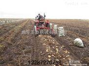 地瓜挖掘机