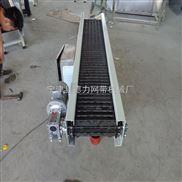 德力链板皮带选料机不锈钢网带自动化链条输送机厂家定制