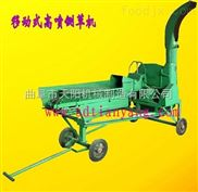 大型铡草粉碎机,秸秆青贮机