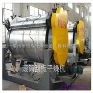 营养米粉烘干机  麦片生产线干燥机 滚筒刮板干燥机 食品干燥设备