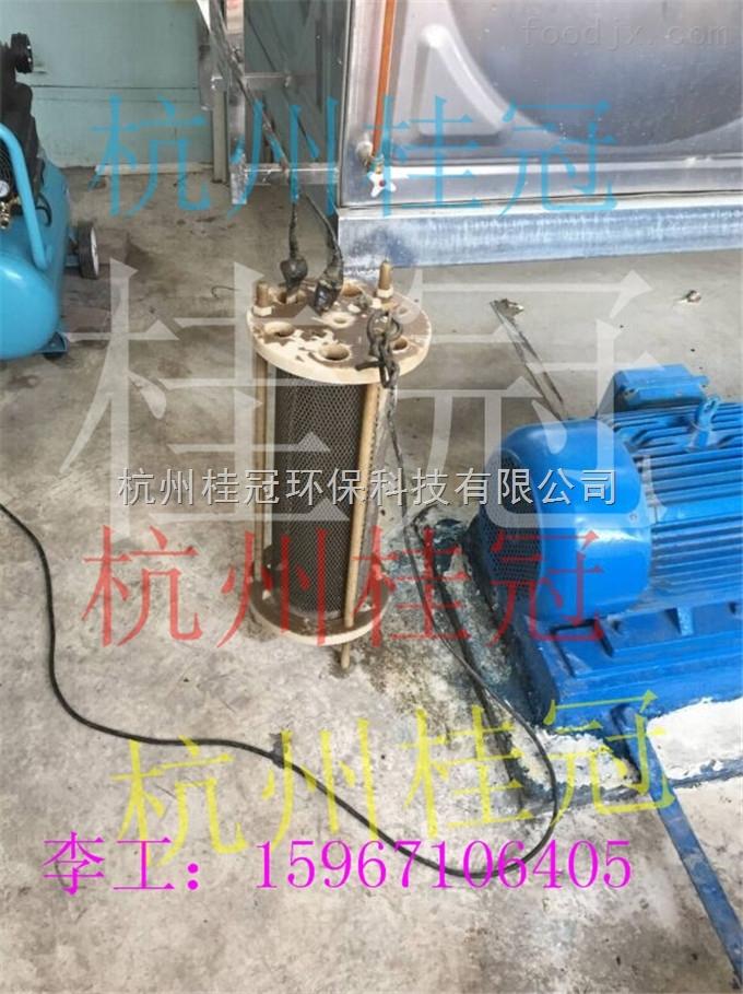 石嘴山HG冷却塔循环水除垢器型号