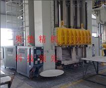 SMC玻璃钢模压机配模温机