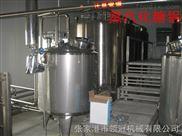 化糖锅 不锈钢调配罐 果汁调配处理设备