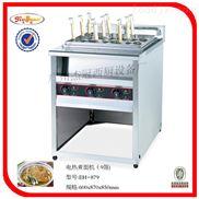 立式喷流式电热煮面机9筛