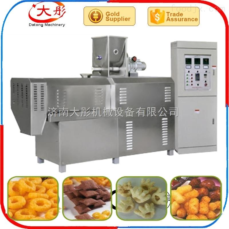 玉米粉膨化食品加工设备