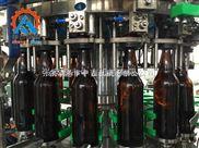 塑料瓶果汁三合一灌装机