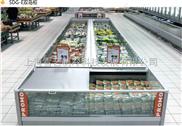 超市双岛柜