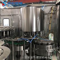 瓶裝果汁生產線 三合一灌裝設備
