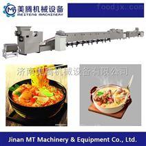 国外实用型小型方便面设备 中亚热销生产线