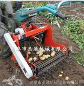 高产量跨垄收获机 洋芋地瓜收获机