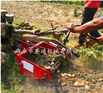 凉薯高产量收获机 牵引式收获机