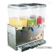 旭眾冷飲機商用雙缸冷熱制冷自助餐廳雪碧碳酸飲料機全自動果汁機