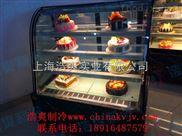 蛋糕店陈列柜哪个牌子比较好,怎么选购蛋糕店陈列柜