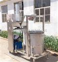 海南椰子肉、椰子冻椰汁西米露原料压榨机