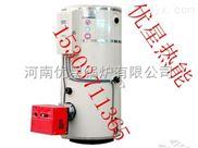 廠家特賣燃氣燃油熱水立式鍋爐10萬大卡價格實惠