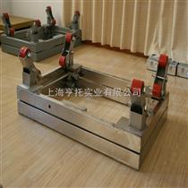 DCS-HT-G1-3吨不锈钢防腐钢瓶秤 水厂用1吨304钢瓶称