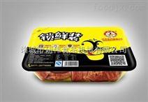 醬牛肉碗式氣調包裝機
