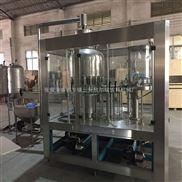 小瓶裝果汁飲料生產線