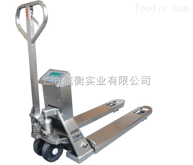 500公斤不锈钢叉车秤 叉车秤厂家报价